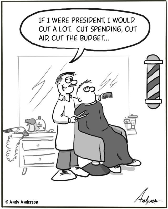 I would cut cut cut
